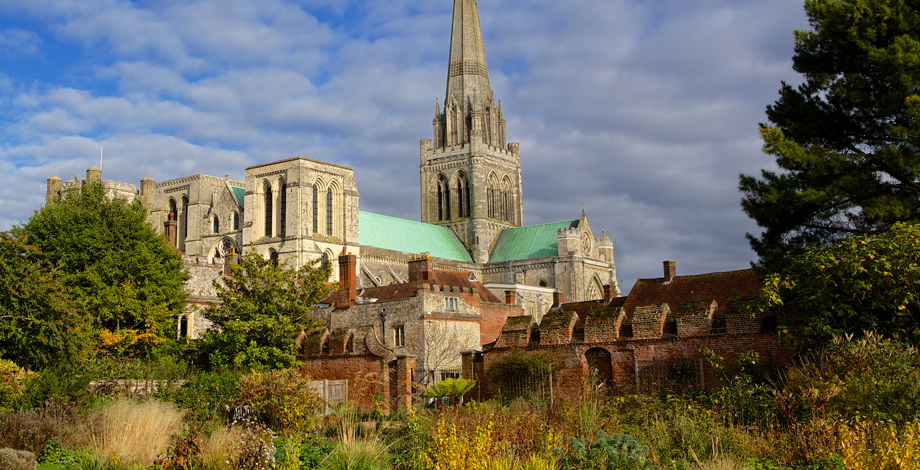 Chichester: The destination of choice