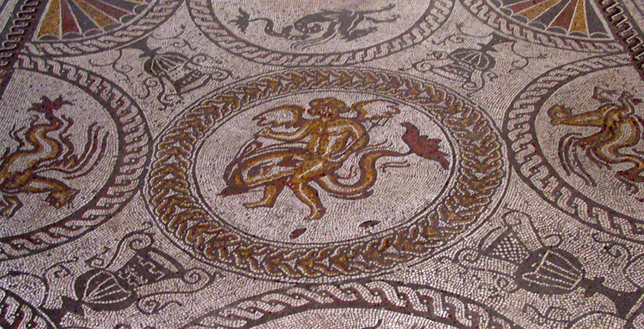 Exploring Roman Chichester