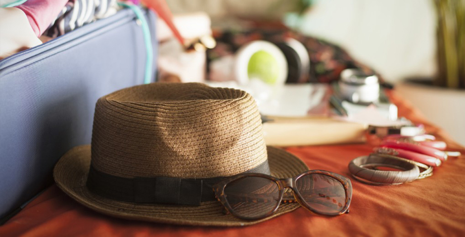 How to pack effectively for a holiday