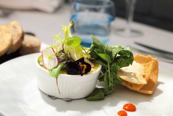 Smoked Mackerel Pate and Melba Toast Recipe